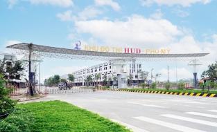 Khuôn viên  cảnh quan Khu đô thị mới Phú Mỹ