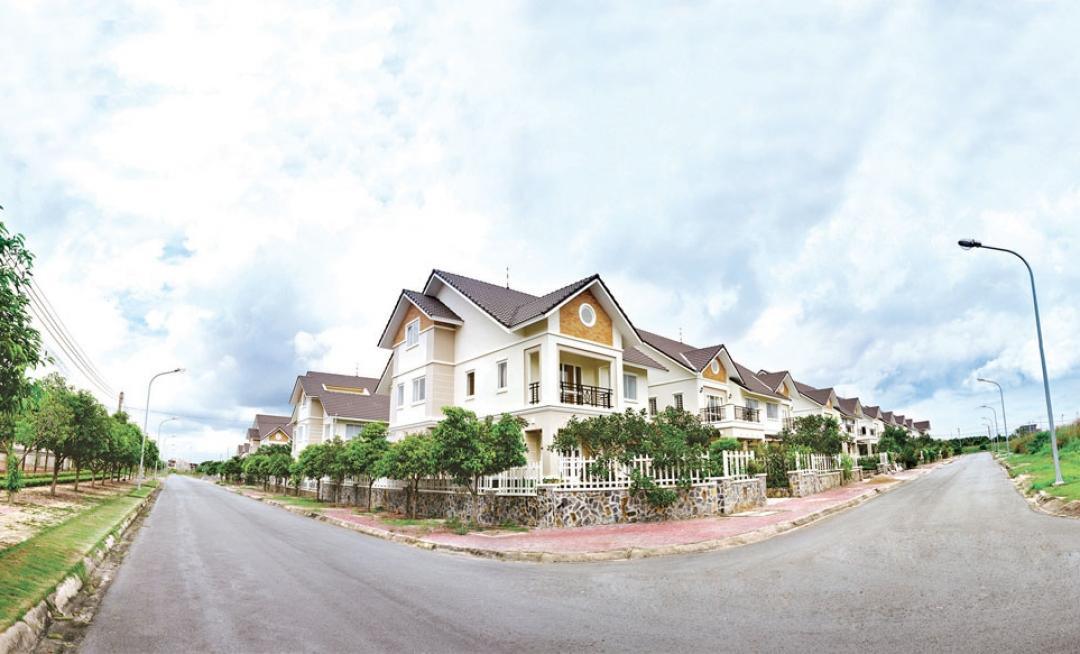 Khu đô thị Long Thọ - Phước An