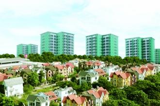 Khu đô thị mới Pháp Vân - Hà Nội