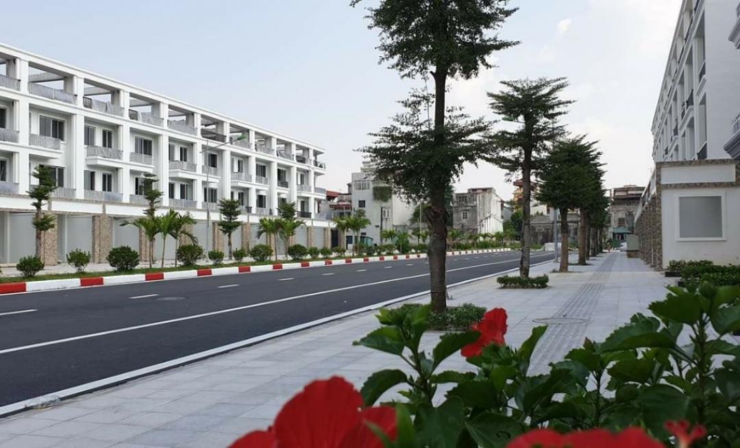 Khu đô thị mới HUD Sơn Tây