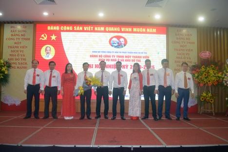 Đảng bộ Công ty TNHH một thành viên Dịch vụ nhà ở và khu đô thị (HUDS) tổ chức Đại hội lần IV, nhiệm kỳ 2020 - 2025.