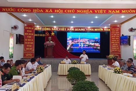 Tổng Công ty Đầu tư phát triển Nhà và Đô thị tìm hiểu đầu tư tại TP Bảo Lộc