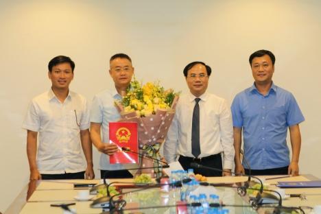 Bộ Xây dựng tổ chức công bố Quyết định bổ nhiệm Thành viên HĐTV Tổng công ty HUD