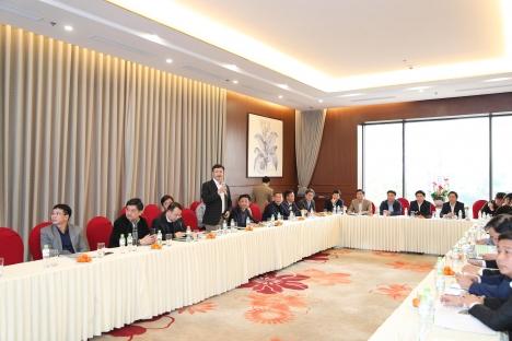 Chủ tịch UBND tỉnh Hà Nam mong muốn HUD nghiên cứu tham gia dự án NOXH trên địa bàn tỉnh