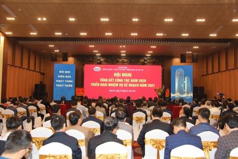 Tổng công ty HUD thực hiện các nhiệm vụ trọng tâm năm 2021