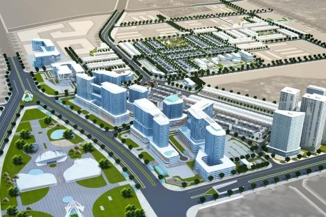 HUD đã cơ bản hoàn thành nộp tiền sử dụng đất, sớm triển khai giai đoạn 2 dự án Khu đô thị mới Vân Canh