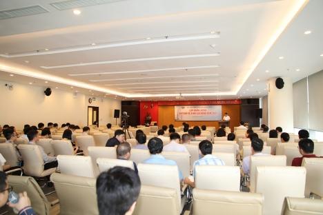Tổng công ty tổ chức Lớp huấn luyện về An toàn vệ sinh lao động năm 2021
