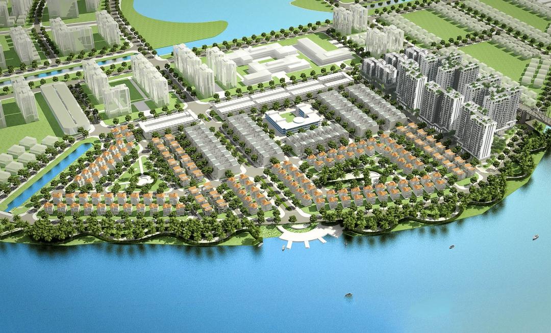 Dự án Khu dân cư số 6 thuộc Khu dân cư - Công viên giải trí Hiệp Bình Phước